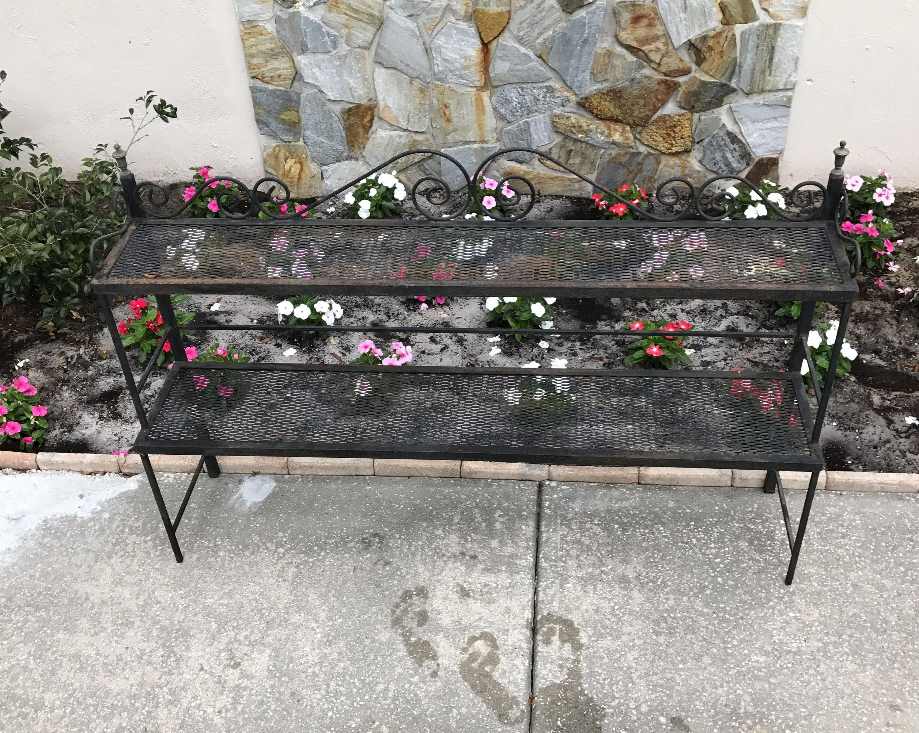 toddler before repurpose potting paint into bench plant bed a diy beyond becomes poppy repurposed thrift