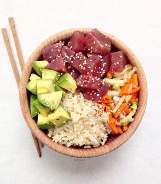 10 recettes de Buddha Bowl repérées sur Pinterest