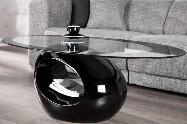 Der extravagante couchtisch ring kombiniert hochwertiges for Design couchtisch ring