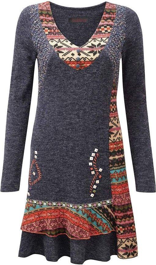 f8d46d73337 Plus Size Sweater Dress