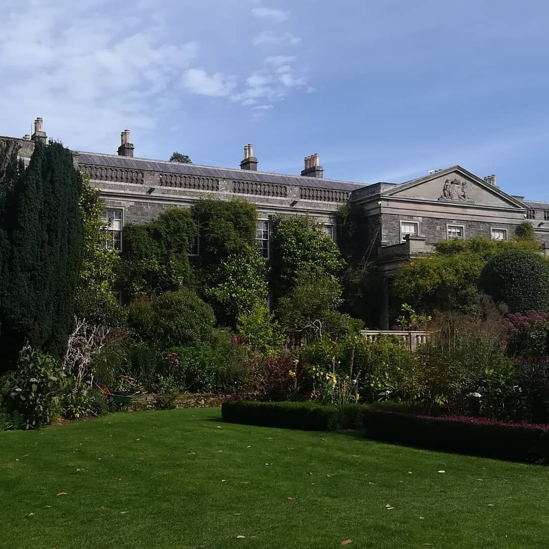 Yesterday i spent a few hours wondering round the grounds of Mount Stewart. A very relaxing afternoo...