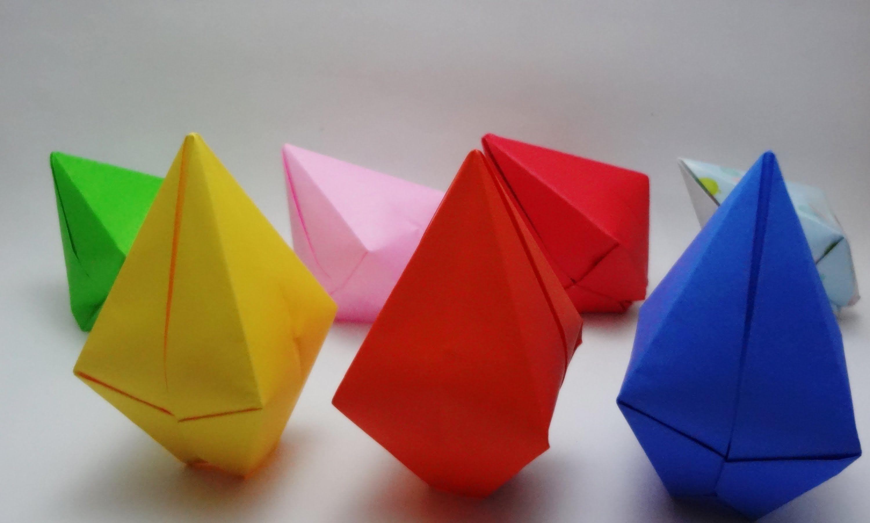 Origami De Balao De Festa Junina Como Fazer Um Balao Balao De