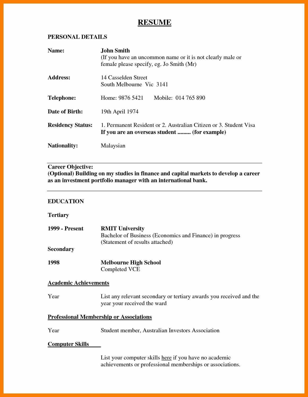 Bank Teller Resume No Experience Bank Teller Resume Objective Good