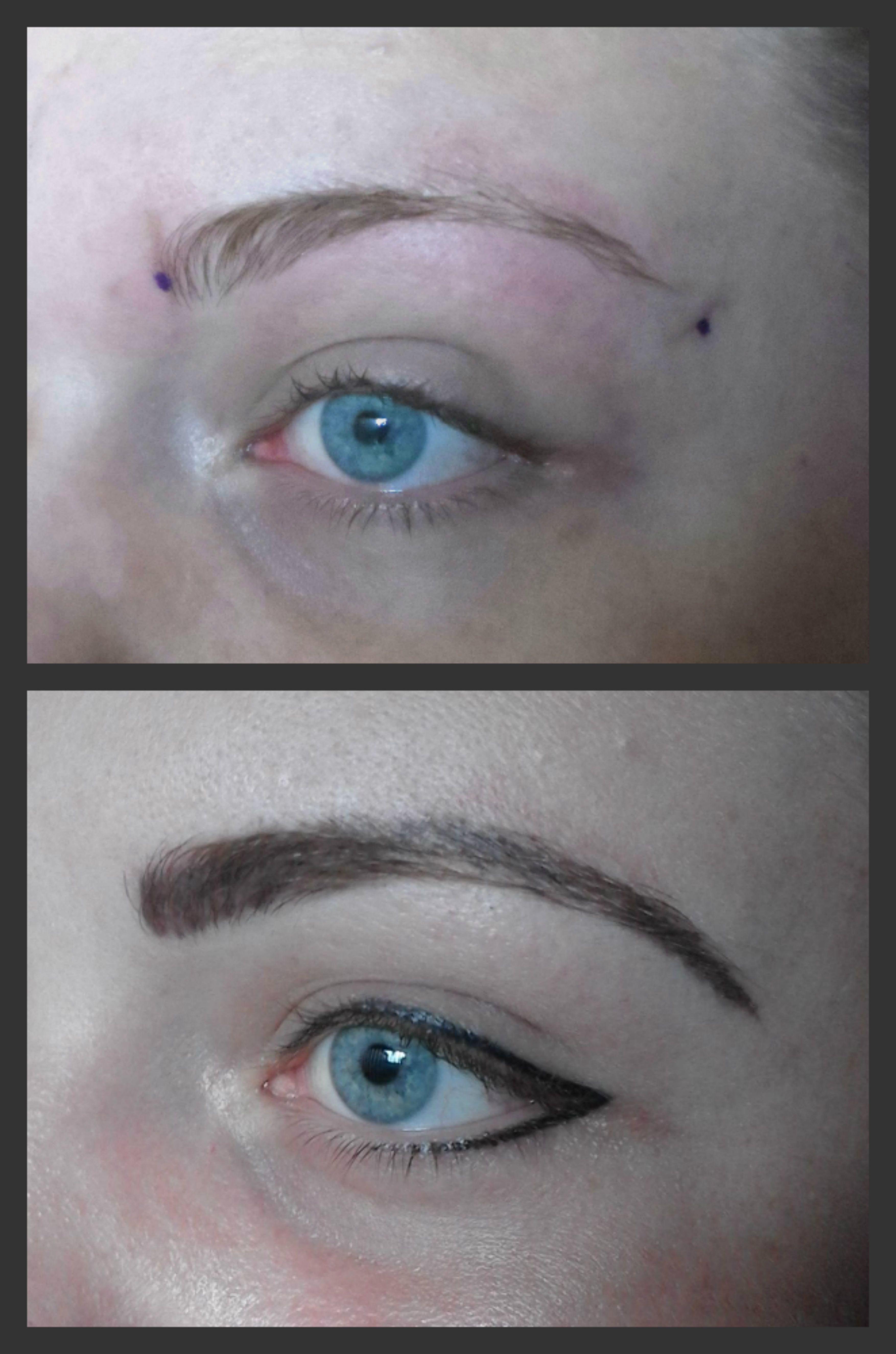 Eyebrows Eyeliner Vanderbijlpark Mari Holtzhausen 083 692 2207