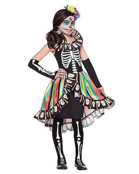 Kids Spanish Sweetie Costume , Spirithalloween.com