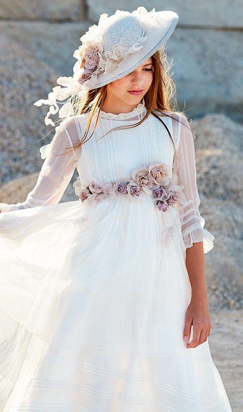 Vestidos comunion hortensia maeso