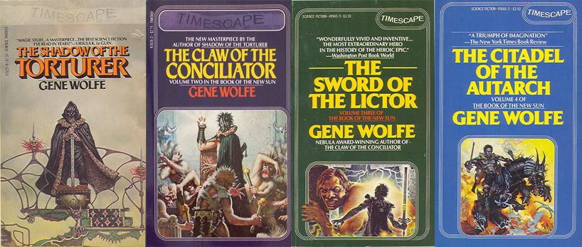 GENE WOLFE (May 31st 1931- April 14th 2019): RIP! | Europa