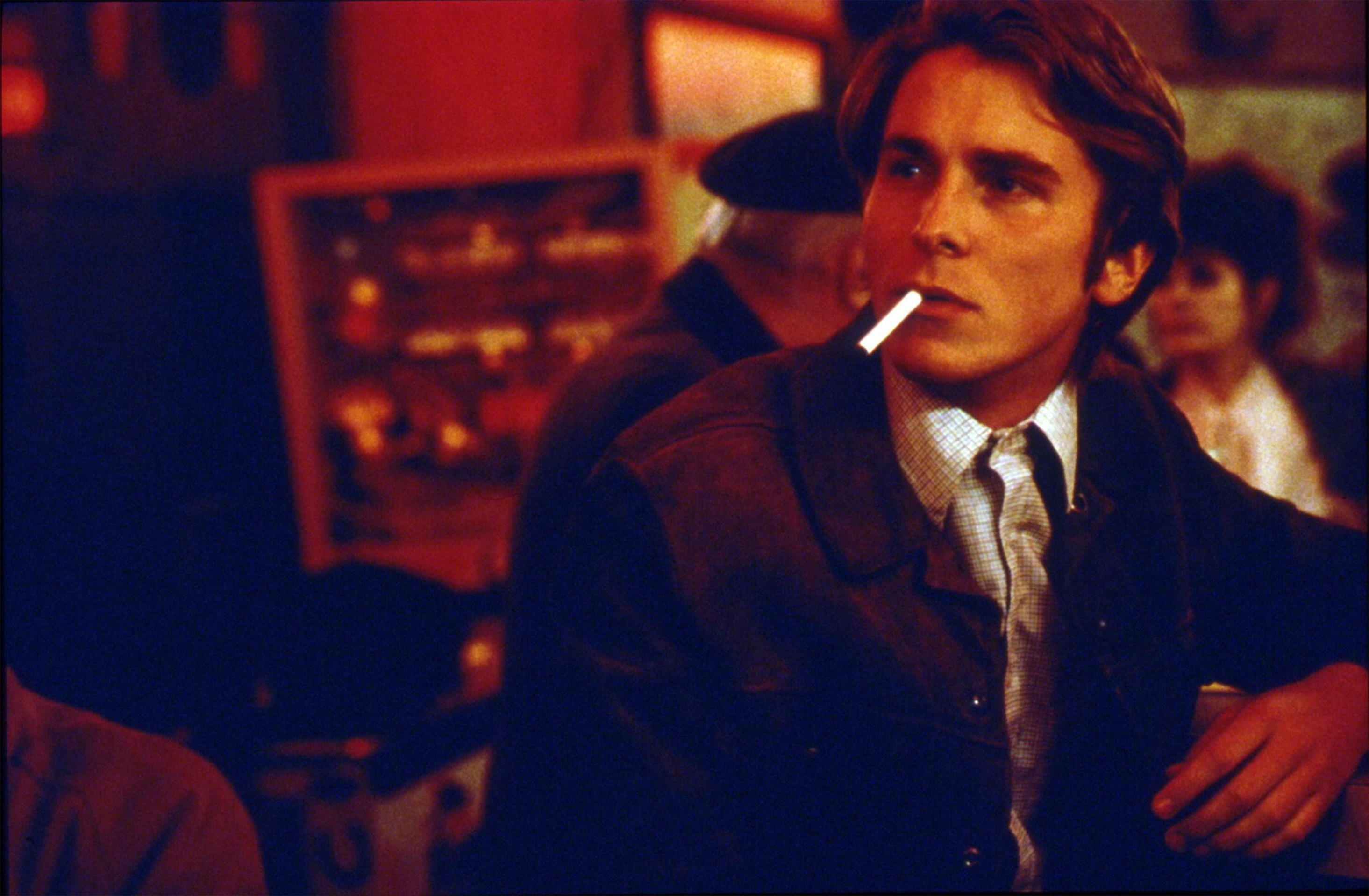 Metroland Movie Still 1997 Christian Bale As Chris Lloyd Christian Bale Batman Christian Bale Tv Actors