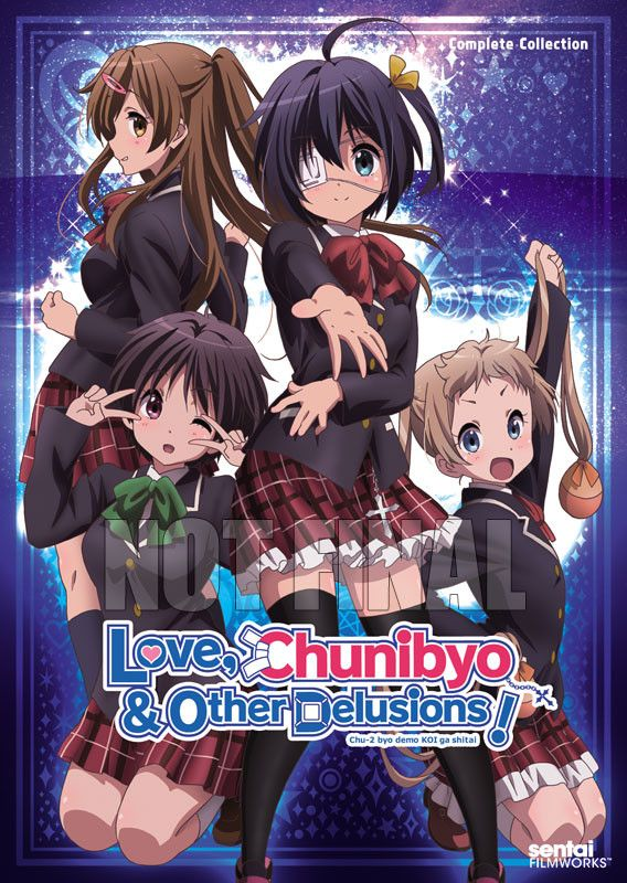 Crunchyroll Store Love, Chunibyo & Other Delusions
