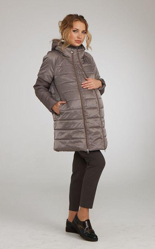 d6deea3d261725c Пальто для беременных Encharm EDDA | Верхняя одежда для беременных ...