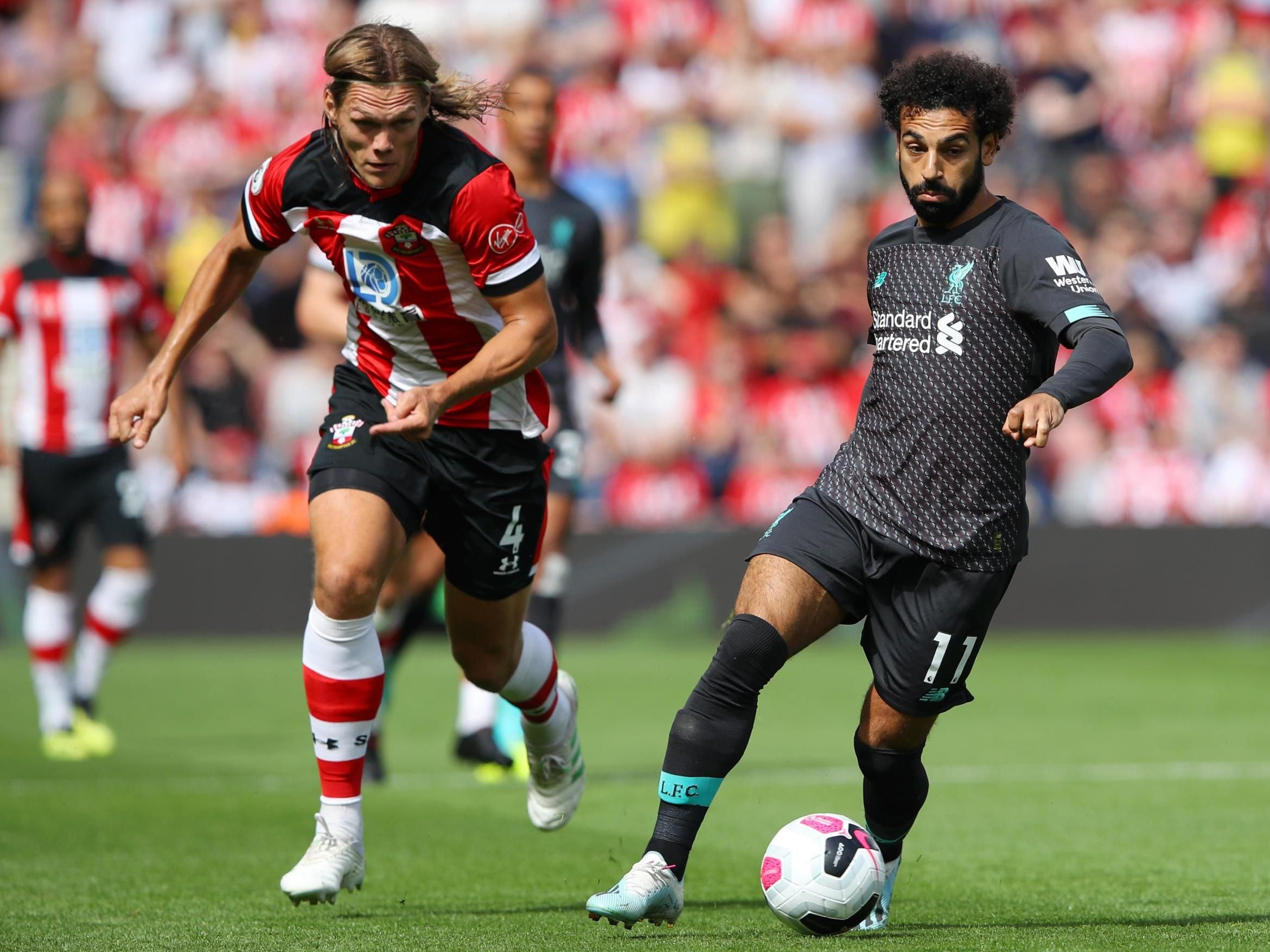Liverpool vs Southampton predicted lineups Team news