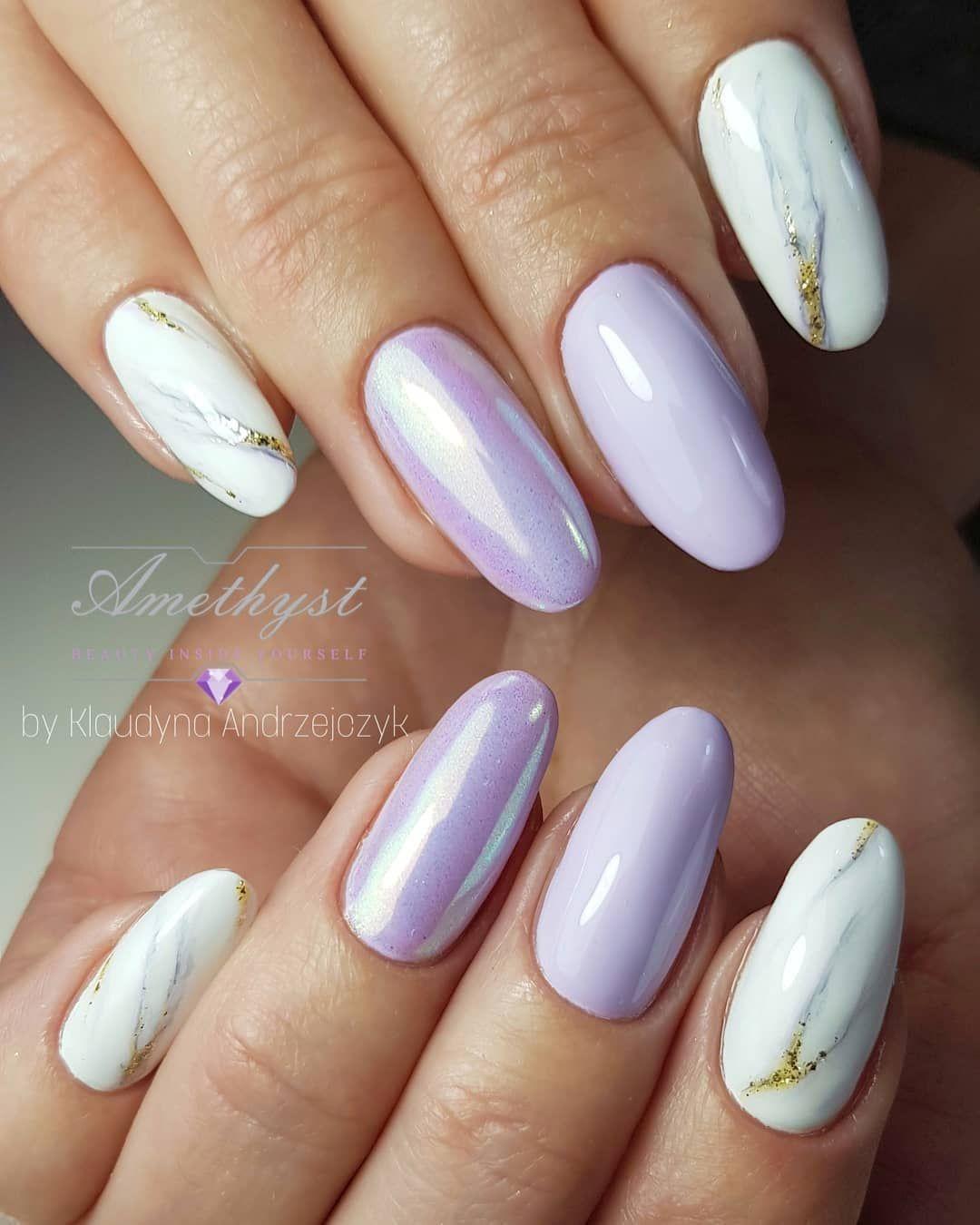 Amethyst Klaudia Gozdek On Instagram Makear Pl 540 Nails
