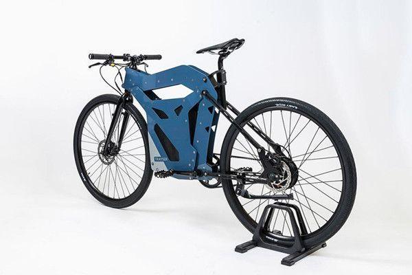 human electric hybrid bicycle