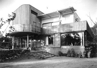 Alvar Aalto Villa Mairea In Noormarkku By Alvar Aalto Alvar Aalto Architecture Modern Architecture