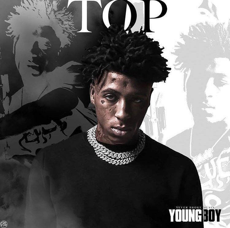 Pin By Tamar Coulthrust On Nba Youngboy In 2020 Tupac Pictures Music Album Cover Hip Hop Music