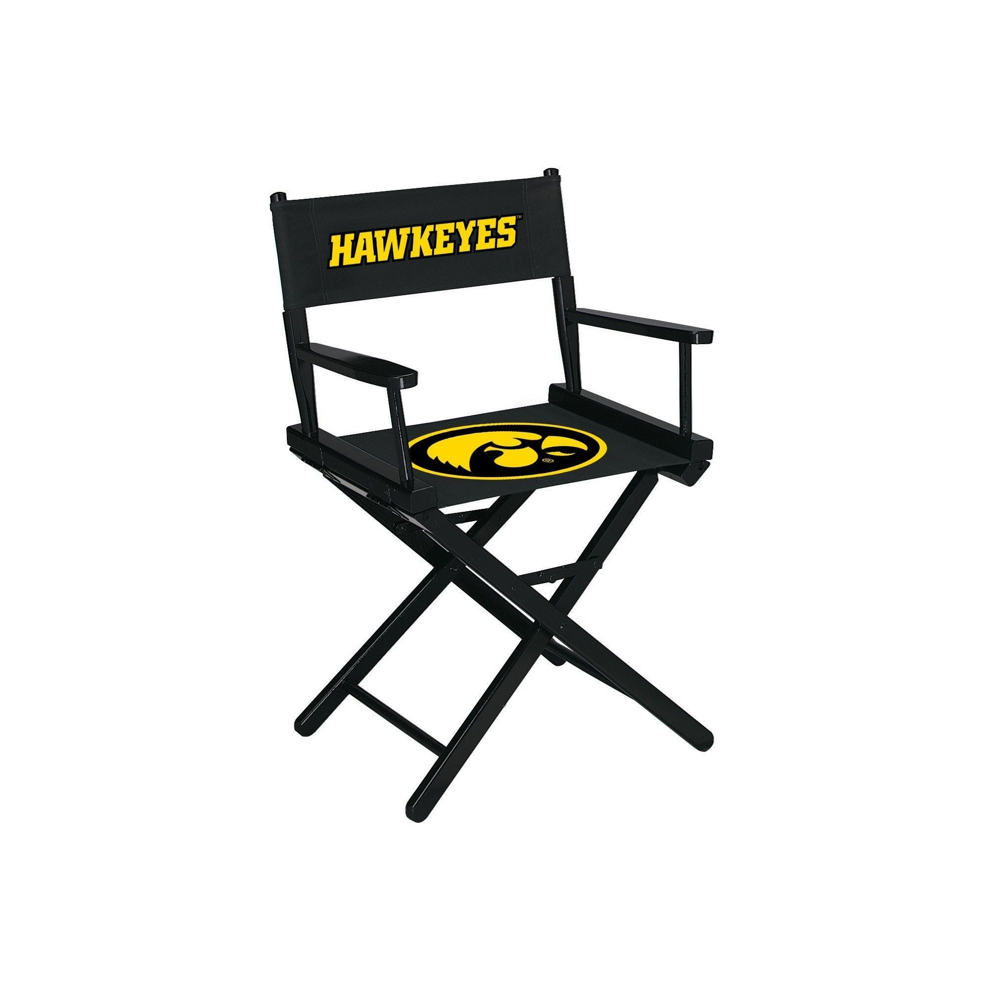 Directors Chair - Table Height - University Of Iowa