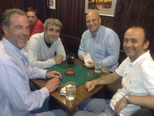 Amigos de London Café Vitoria
