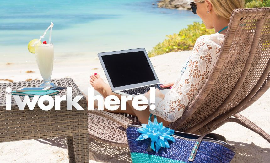 Facebook group of companies that hire remotely work from