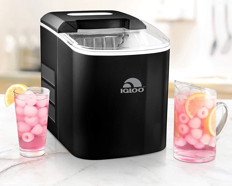 Amazon Com Igloo Iceb26aq 26 Pound Automatic Portable Countertop