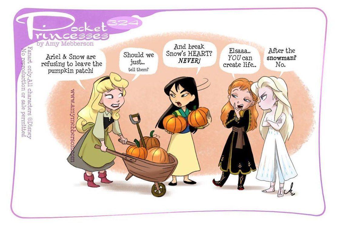 pocket princesses new