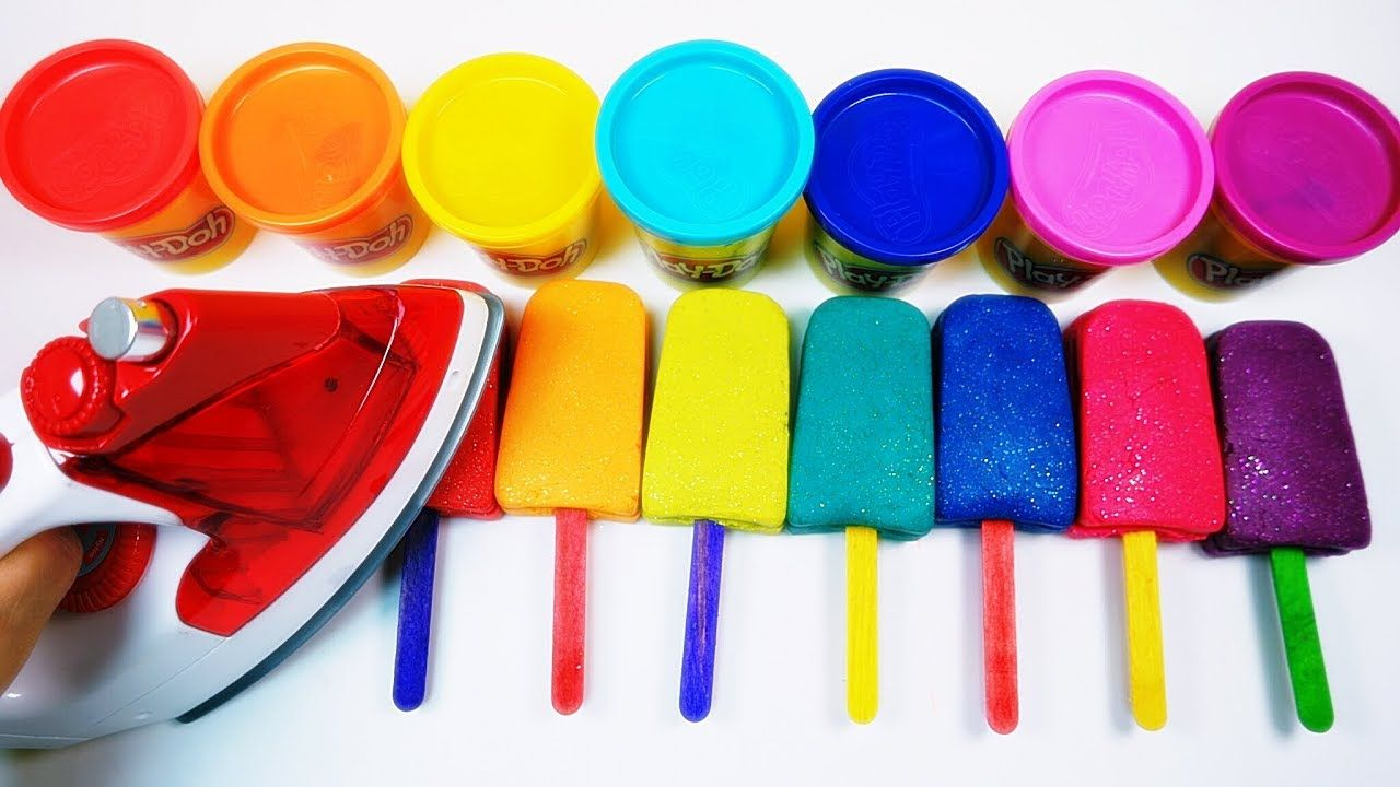 32++ Rainbow popsicle coloring pages information