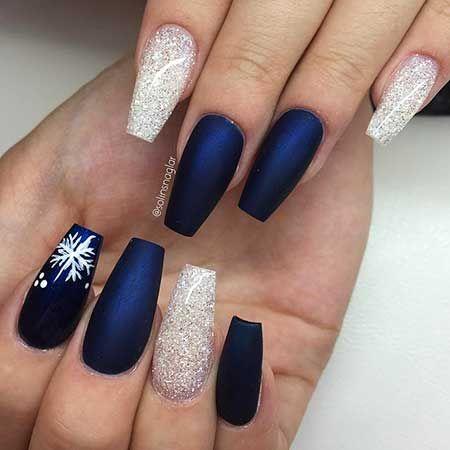 65 Christmas Nail Colors Xmas Nails For New Years Koees Blog Christmas Nails Acrylic Coffin Nails Designs Coffin Nails Long