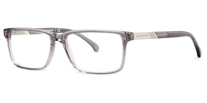 c60a71dd23b9 ... these angular eyeglasses by #BrooksBrothers are accessorized with a  metal cap logo etched with diagonal stripes. #eyewear #glasses #style #chic