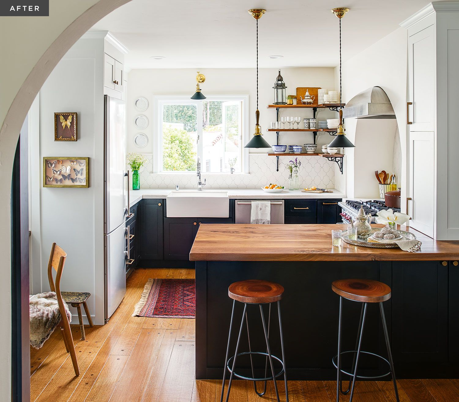 A Modern Moroccan Kitchen | Rue | The Ultimate Pinterest Board ...