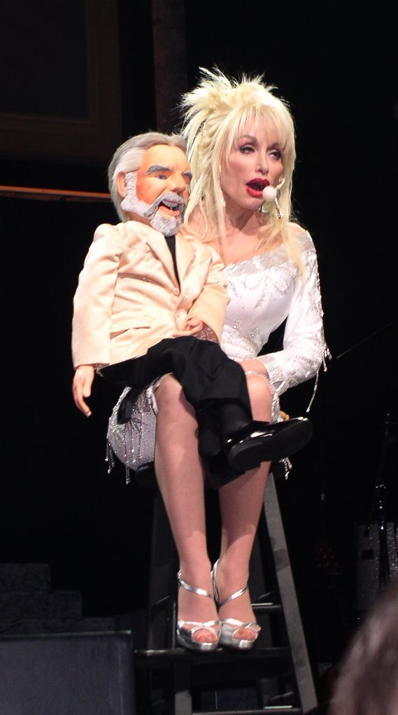 Dolly Pardon with Kenny Rogers Puppet. SUBSCRIBE ...