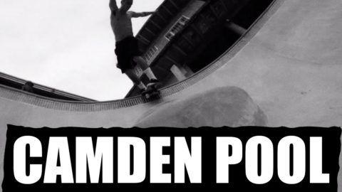 Foguinho, Xaparral, Volpi, Dexter e Marco Cruz – Camden Pool – 5 Pra 1: Fizemos umas imagens… #Skatevideos #Camden #cruz #Dexter #Foguinho