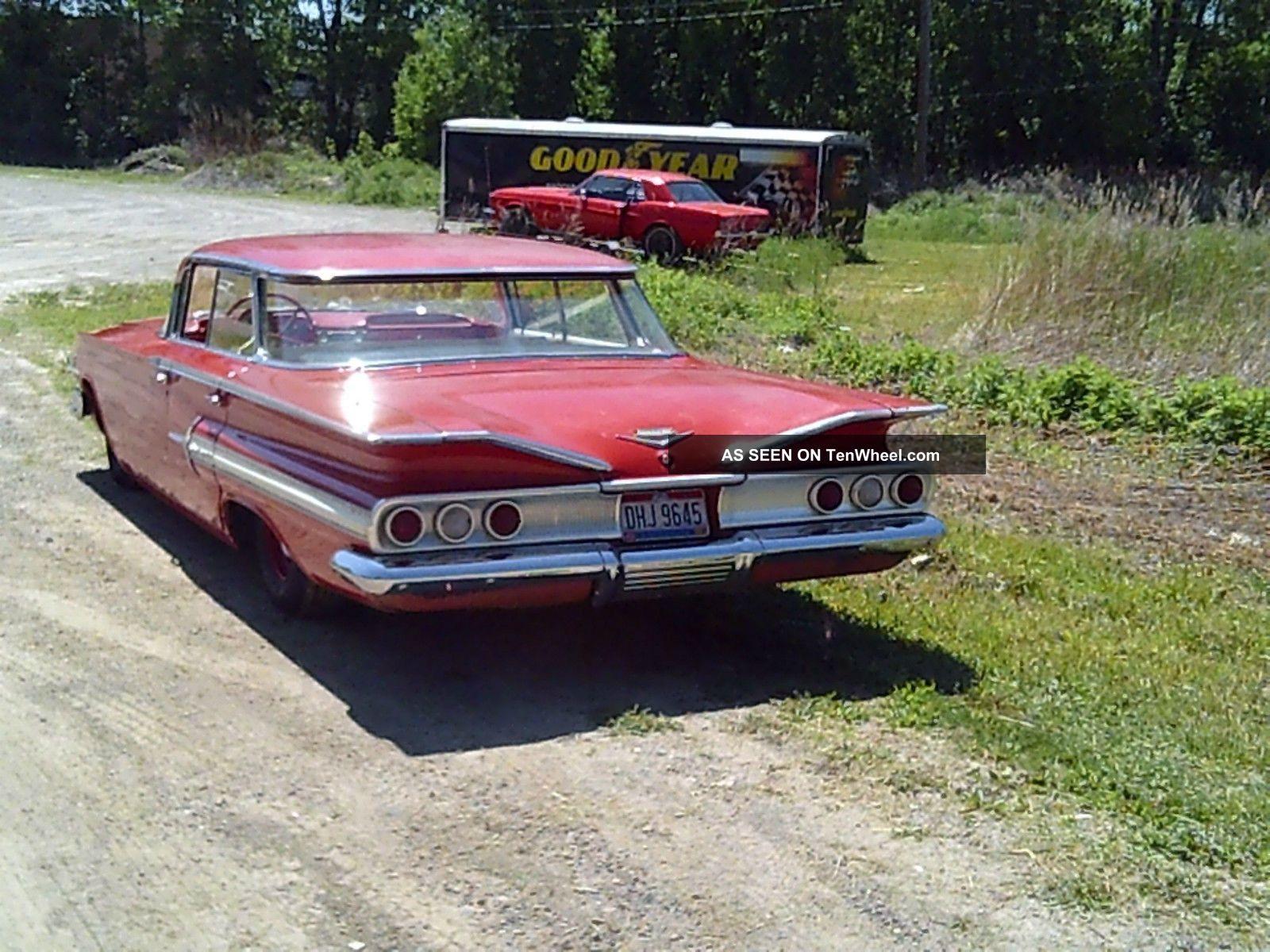 1960 chevy impala 4 door hardtop 1960 chevy impala 4dr