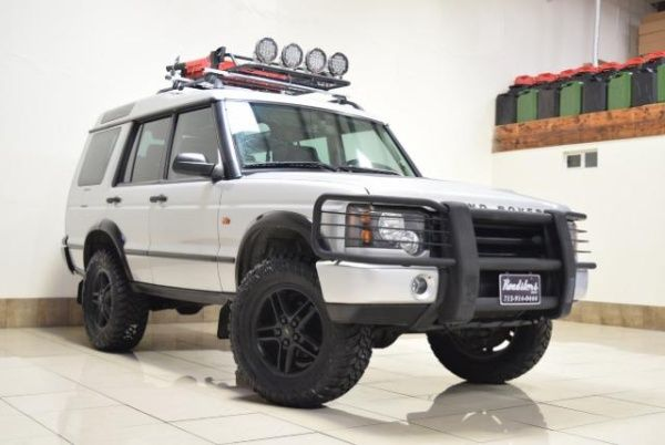 Used 2003 Land Rover Discovery For Sale In Houston, TX