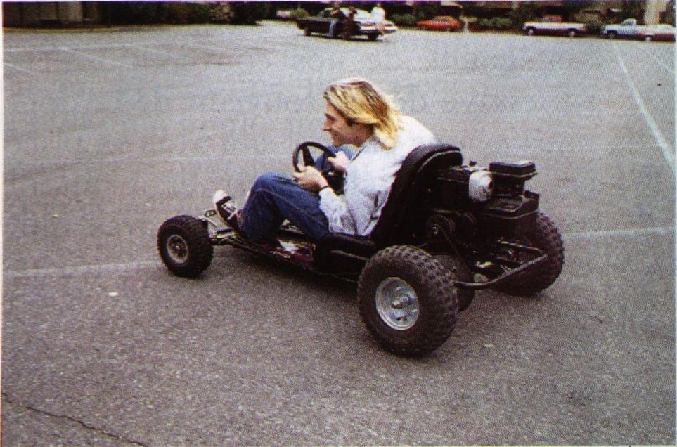 Kurt. Seattle, Summer 1993