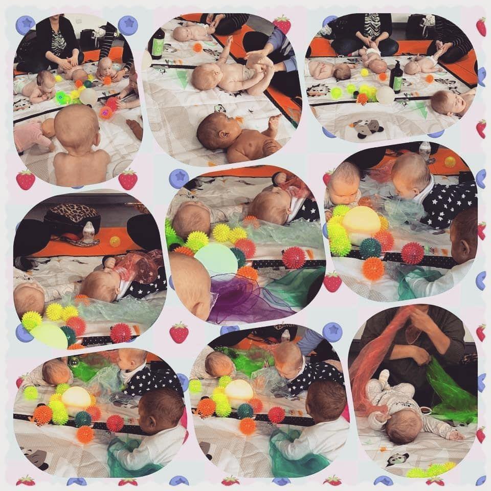 Emma Had Fun Relaxing Parents And Babies In Her Baby Buddies Multi Sensory Session Empathyholistics Boomerangplaycentre In Bury A F Multisensory Fun Sensory