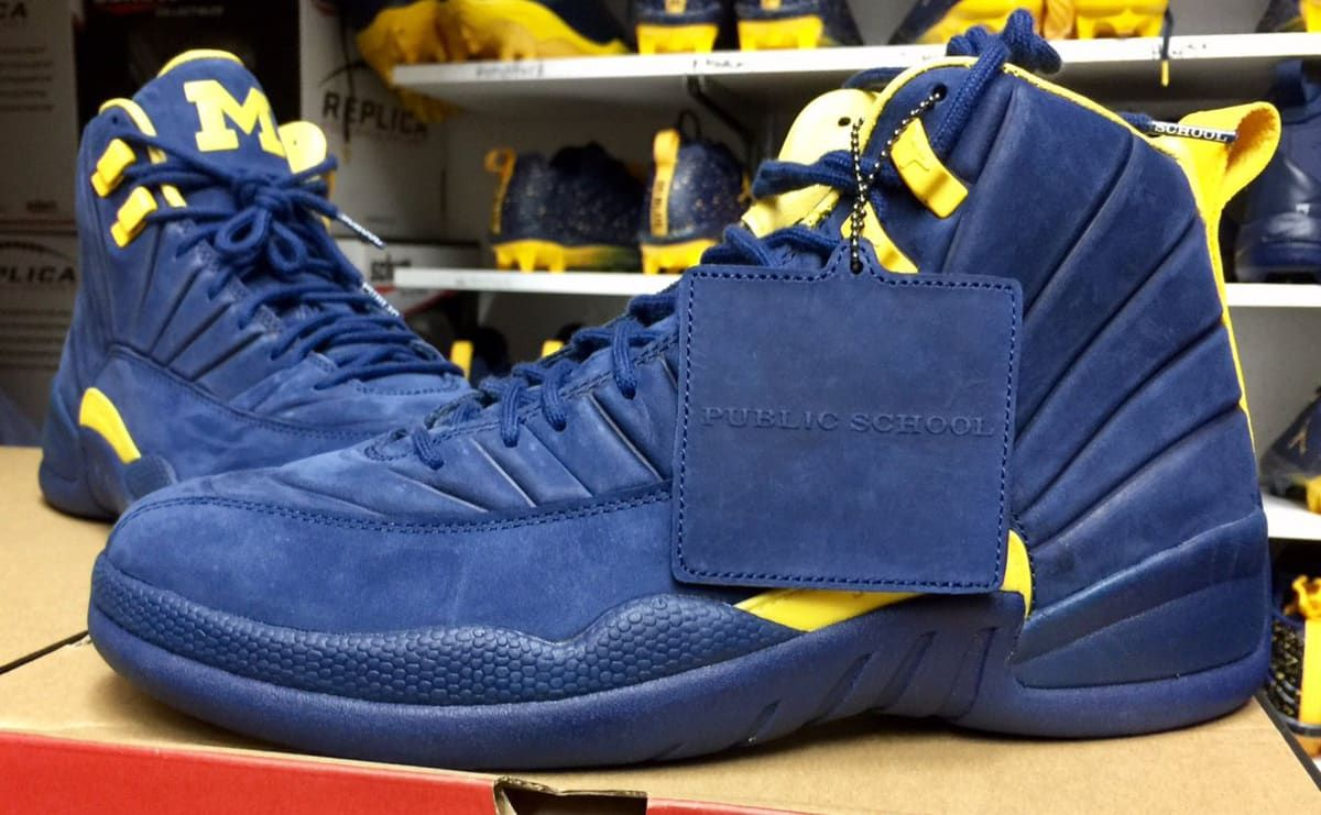 new arrival 56f21 a8e8c official store air jordan 12 amarillo b18b0 ad10f