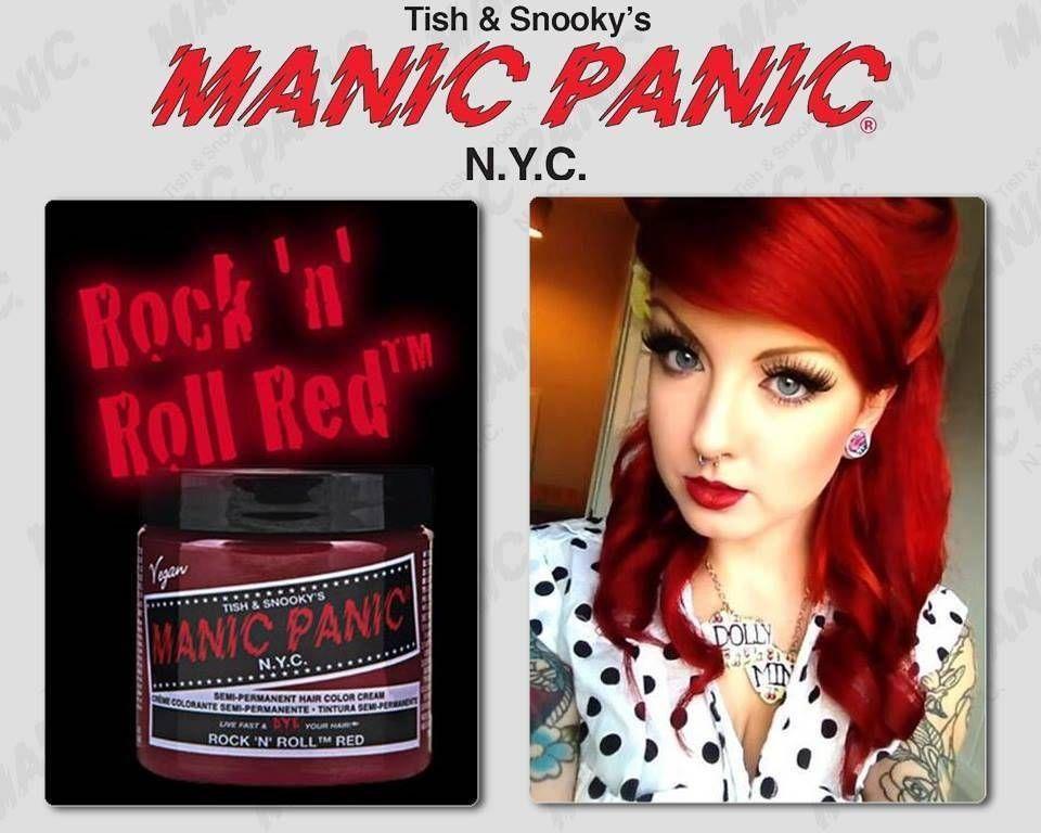 Manic Panic España Produit Cheveux Coiffure Mariage Cheveux