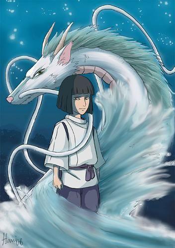 El viaje de Chihiro (千と千尋の神隠し) | Spireted Away | Miyazaki ...