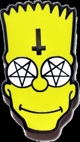 Bart penta pin