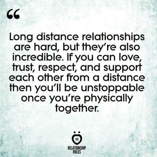 Missing You Long Distance Relationship Quotes