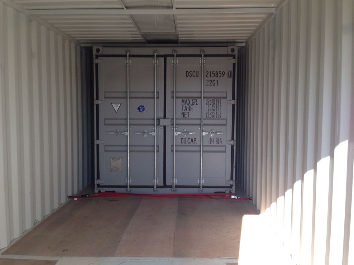 SeaBox Depot Manufactures wide Shipping Container and ship a factory inside