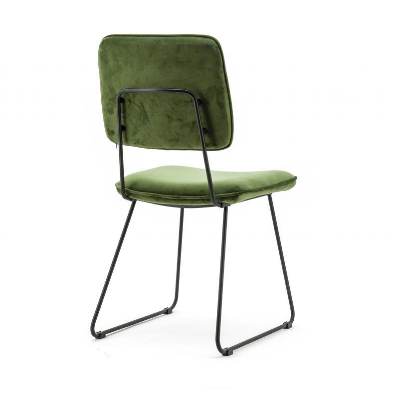 Stoel Whip Green - 0914 | Goedkoopst bij A-meubel