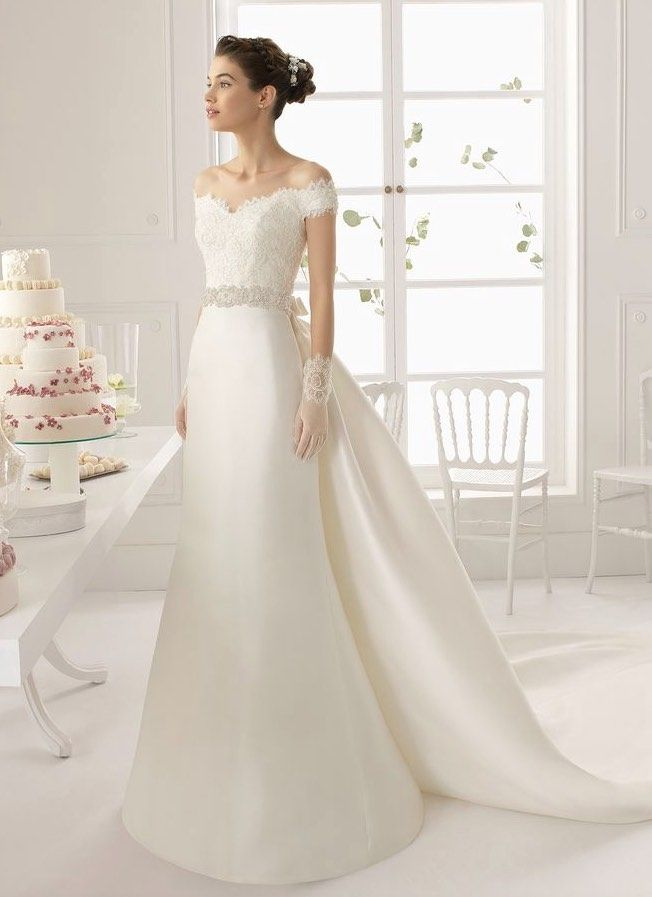 Aire Barcelona Wedding Dresses 2015 - MODwedding