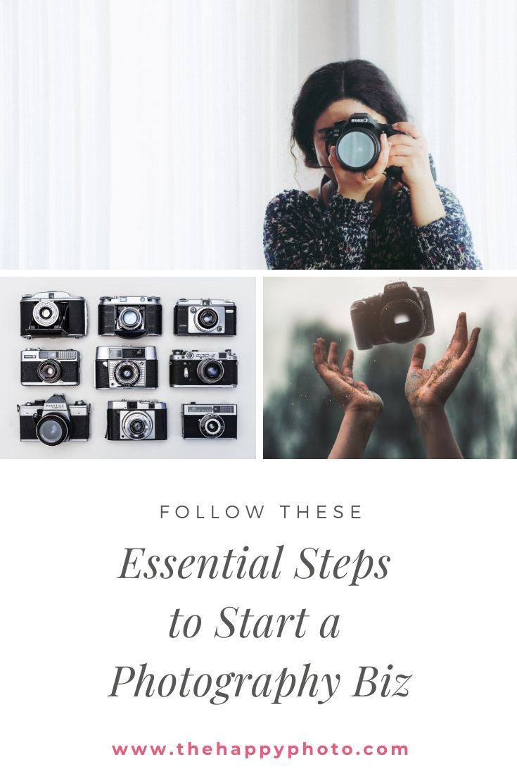What You Need to Start A Photography Business - Before you start a photography business, make sure you've got your research done and your boxes ticked - here;s a quick guide to all the steps you need to take to make sure your business can be a success  -  -