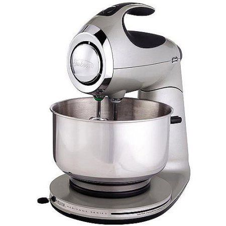 Sunbeam Heritage Series Stand Mixer, Silver