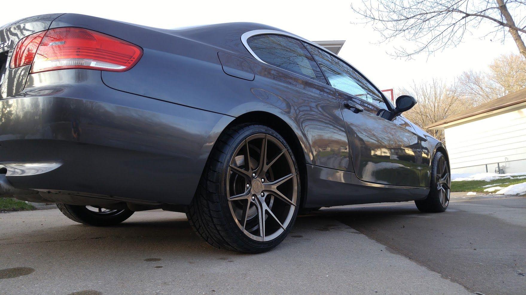 08 bmw 335xi wheels