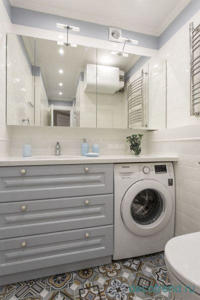 Дизайн двухкомнатной квартиры фото   Ванна современная ...