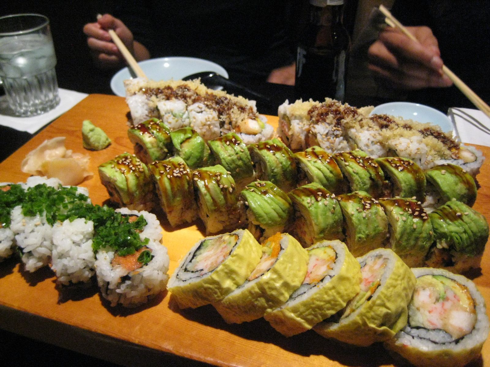 Sushi Ota San Diego where people from Japan go to get