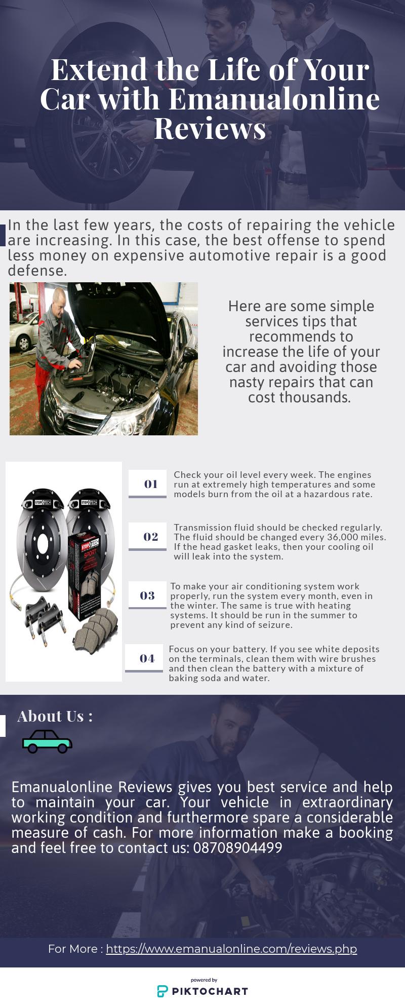Extend The Life Of Your Car With Emanualonline Reviews Repair Manuals Car Workshop Repair