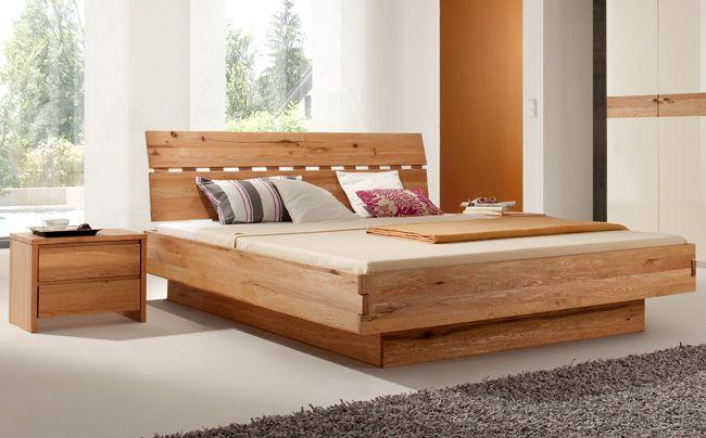 Holzbett Viola Wildeiche 4 Grossen Holz Schlafzimmer Schlafzimmermobel Zimmer