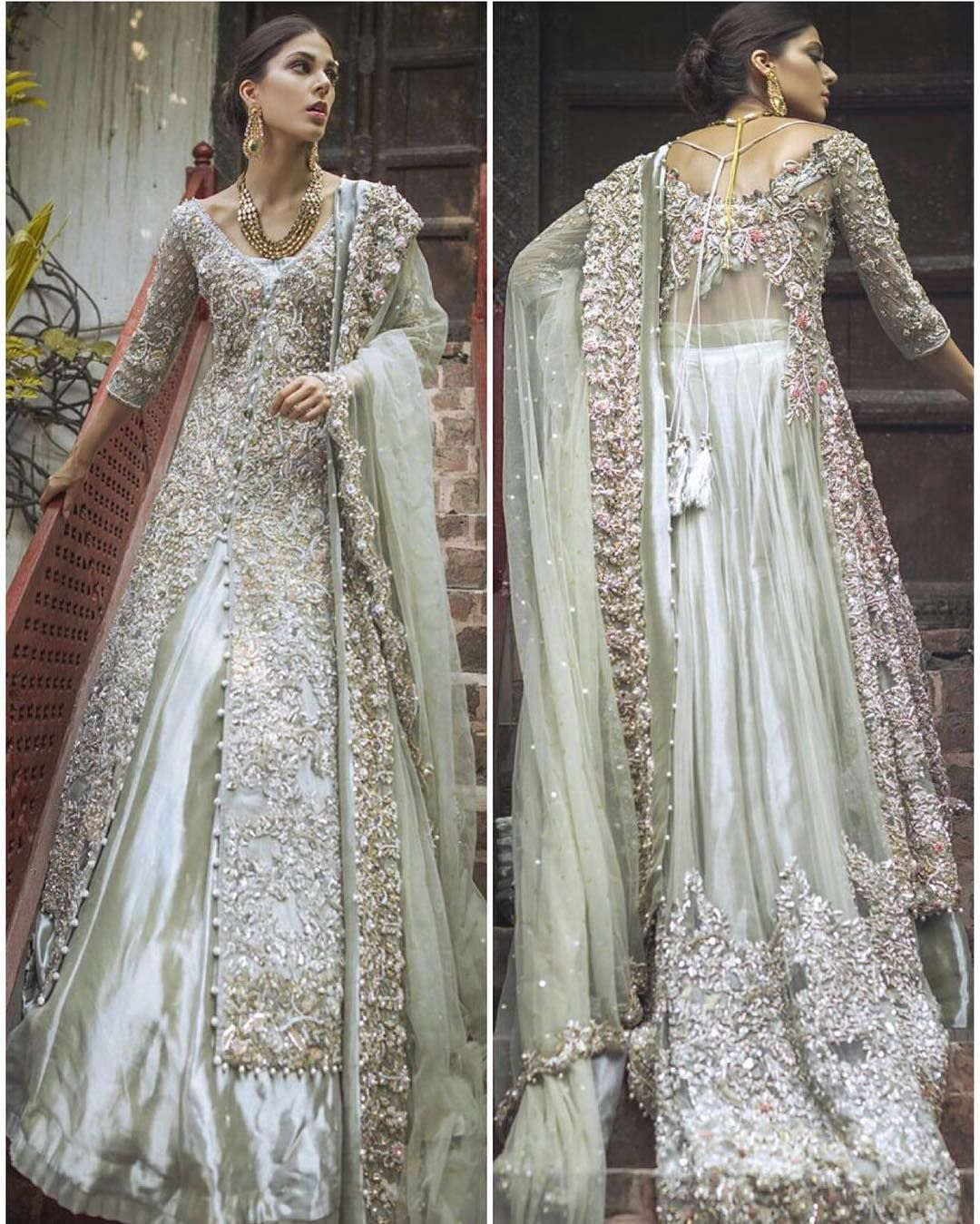 Pakistani bridal Pakistani-bridal Indian outfits Pakistani dresses Pakistani bridal wear Ritu kumar